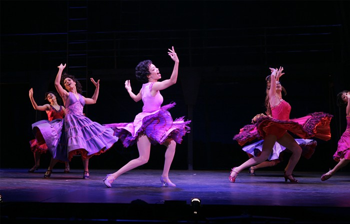 2007 Production of West Side Story at the 5th Avenue Theatre / Photo by Chris Bennion