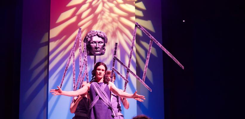 Angels in America Part II: Perestroika / Costume Design by Pamela Weinzatl / Photo by Kyler Martin