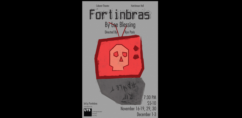 "Emmas poster for ""Fortinbras"""