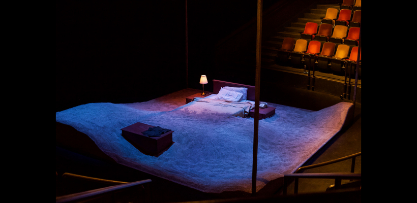 In the Heart of America / Set design by Shin-yi Lin / Photo by Kyler Martin