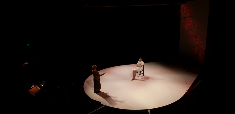 Angels in America Part II: Perestroika / Set Design by Shin-yi Lin