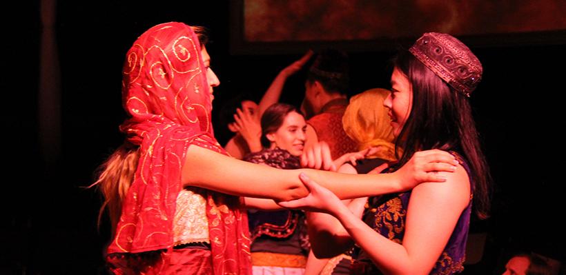 Katrin Hosseini in Orlando