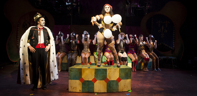 Pippin / Costume Design by Emily Woods Hogue / Photo by Tim Summers