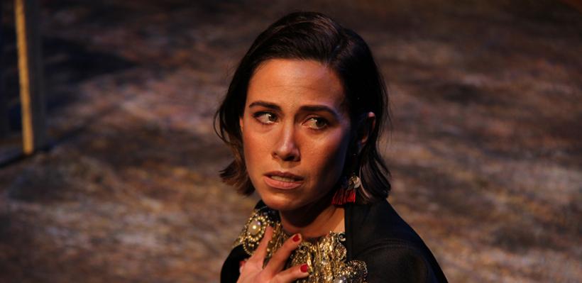 Bridget McKevitt in Trojan Women: A Love Story
