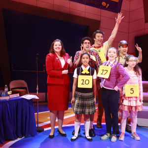 The 25th Annual Putnam County Spelling Bee, Conceived by Rebecca Feldman, Directed by Brandon Ivie