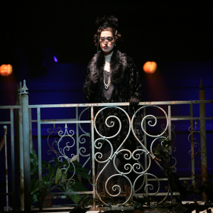 Anna Lamadrid as Olivia in 'Twelfth Night' (2015). Photo: Mike Hipple