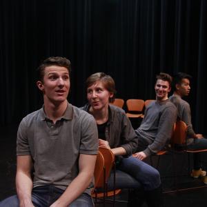 Beginnings: First Breath, UW School of Drama, Jet City Improv