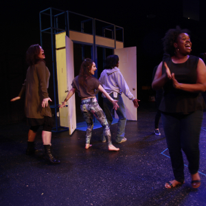 Skies Over Seattle, Directed by Ashley Sparks and Katie Pearl, In Partnership with PEARLDAMOUR, Photo Credit: Mike Hipple