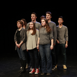 Beginnings: First Breath, UW School of Drama, Jet City Improv