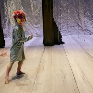 Sunam Ellis in 'Cold Empty Terrible' (2014). Photo: Mike Hipple
