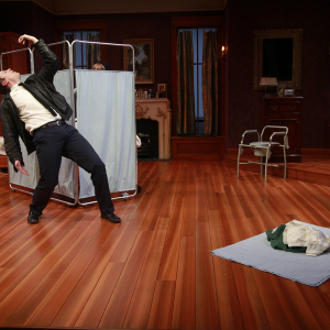 Loot by Joe Orton, Directed by Sean Ryan, UW School of Drama