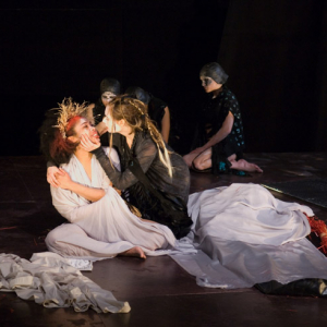 Bacchae performance