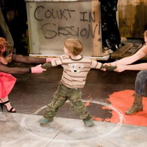 Caucasian Chalk Circle performance