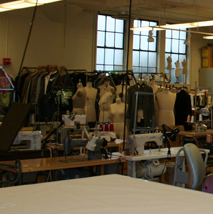 The Costume Shop located in Hutchinson Hall.