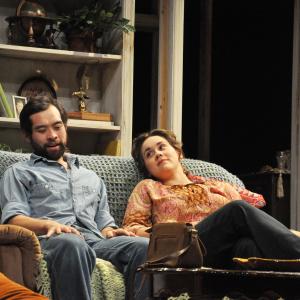 Andrea Salaiz as June in 'Fifth of July' (2013). Photo: Adam Flynn
