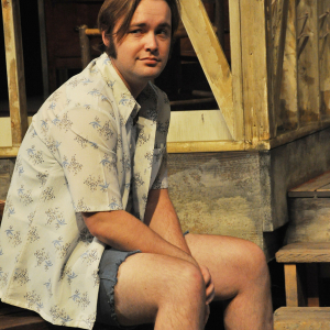 Christopher Donoghue as Jed in 'Fifth of July' (2013). Photo: Adam Flynn