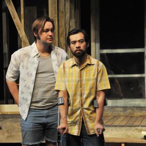 Joseph Ngo as Ken in 'Fifth of July' (2013). Photo: Adam Flynn