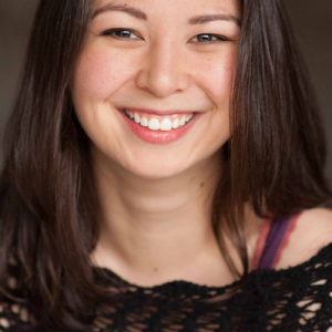 Elizabeth Wu, drama major and director of Yellow Face