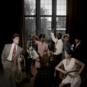 The Real Inspector Hound Press Release Photo