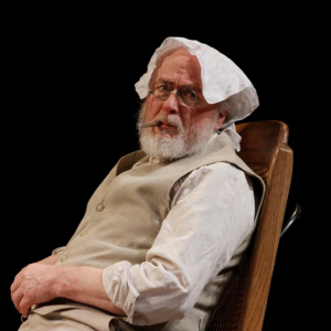 Mark Jenkins as Sorin, in The Seagull