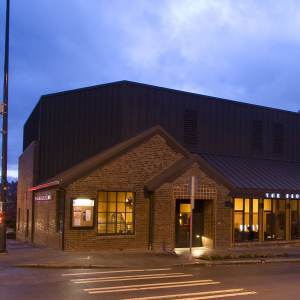 Jones Playhouse at Night