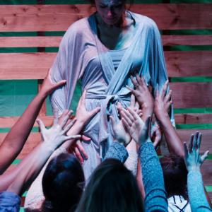 Alexandra Tavares in Madea at Seattle Shakespeare Company