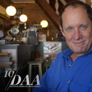 Odai Johnson Distinguished Alum University of Utah
