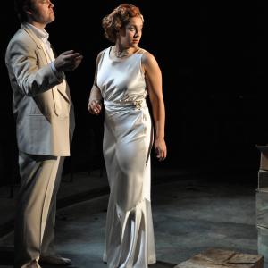 Andrea Salaiz as Myra in 'The Long Goodbye' (2013). Photo: Frank Rosenstein