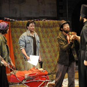Joseph Ngo as Nico in 'Pentecost' (2013). Photo: Frank Rosenstein