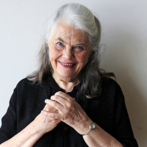 Lois Smith. Photo by Richard Perry/The New York Times.