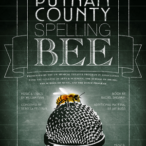Poster for The 25th Annual Putnam County Spelling Bee
