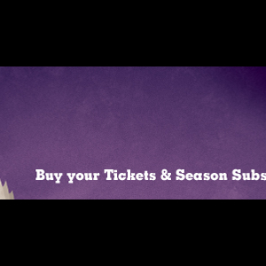 Single Tickets and Subscriptions on Sale