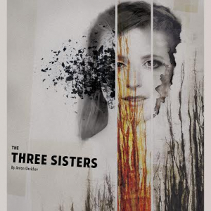 The Three Sisters poster design by Shannon Erickson Loys (BA '09).