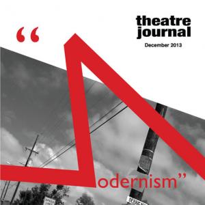 Theatre Journal, December 2013