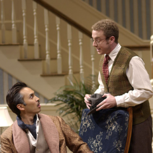 Present Laughter performance