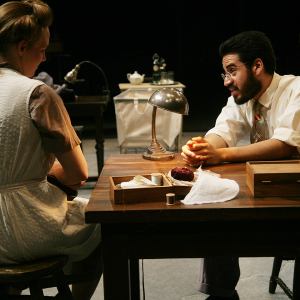 Moises Castro as Leon in 'The Workroom' (2014). Photo: Mike Hipple