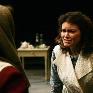 Christen Gee Celaya as Marie in 'The Workroom' (2014). Photo: Mike Hipple