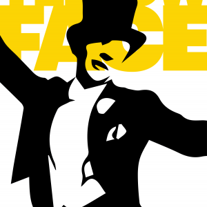 Yellow Face poster