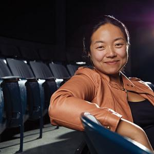 Desdemona Chiang by Steve Korn