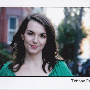 Photo of Tatiana Pavela.