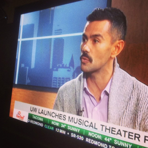 Wilson Mendieta on Q13 News