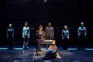 Mickey Rowe in The Curious Incident of the Dog in the Nighttime