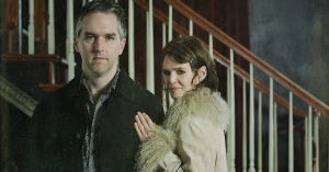 Sam Read & Robin Jones in 'The Two-Character Play' by Tennessee Williams