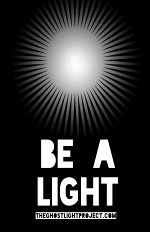 Ghostlight Project Poster