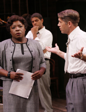 Tracy Michelle Hughes in Intiman Production of Trouble in Mind