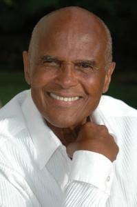 Artist and activist Harry Belafonte
