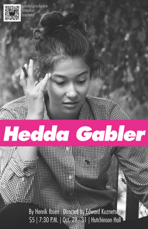 UTS Presents:  Hedda Gabler