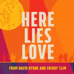 Here Lies Love at the Seattle Repertory Theatre