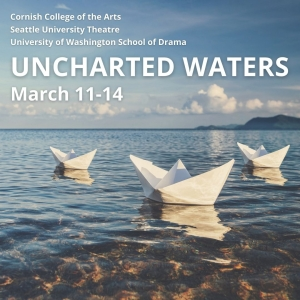 A poster for Uncharted Waters