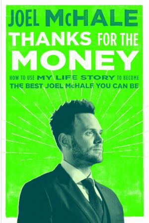 Joel McHale Book Cover